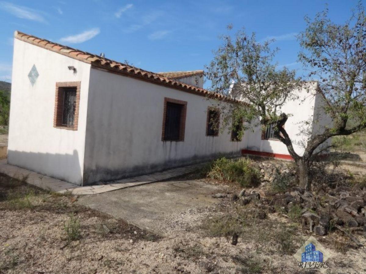 For sale of rural property in El Perello