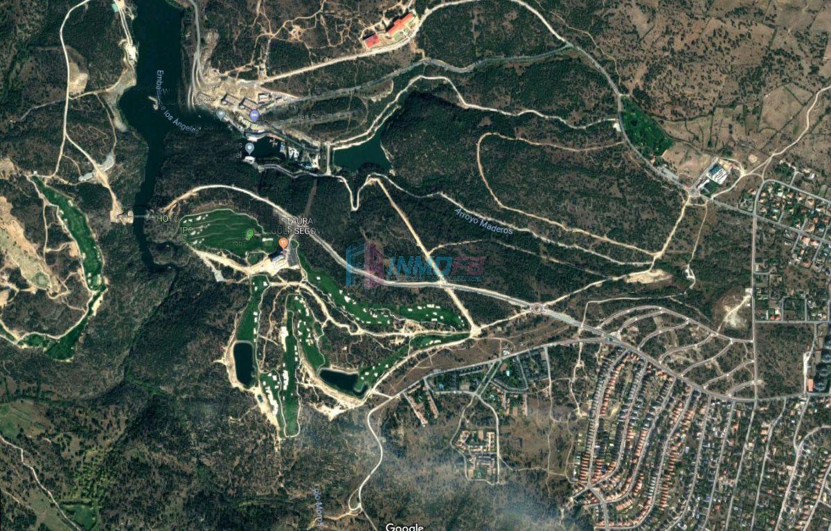 Venta de terreno en El Espinar