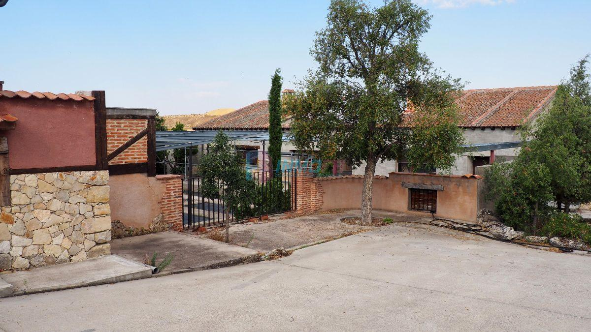 For sale of land in Espirdo