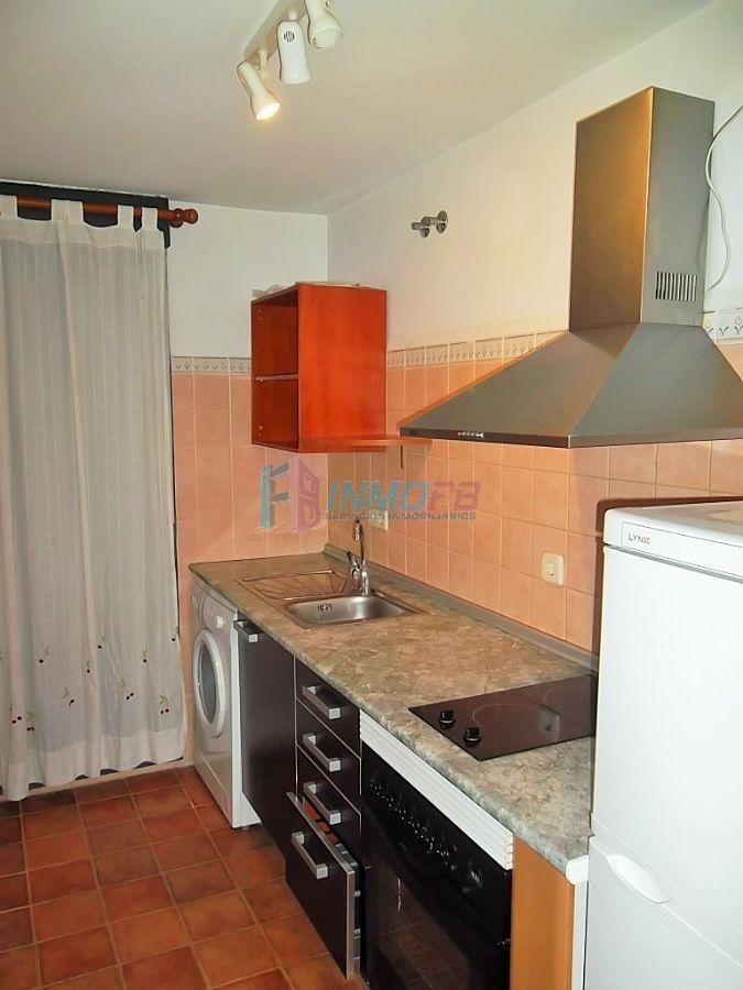 For sale of flat in Valverde del Majano