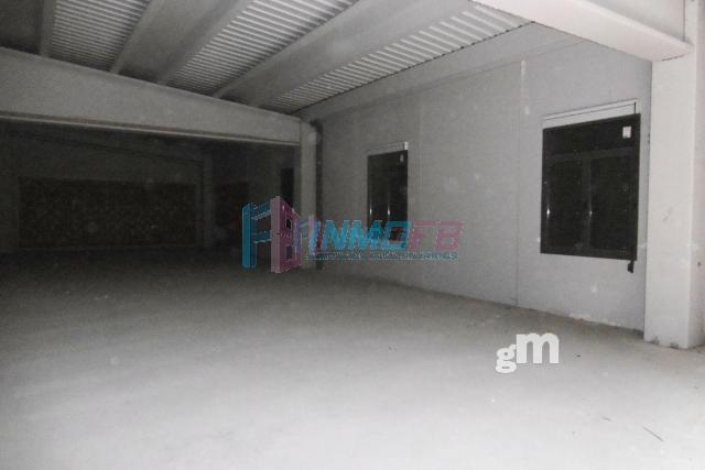For rent of industrial plant/warehouse in Hontoria