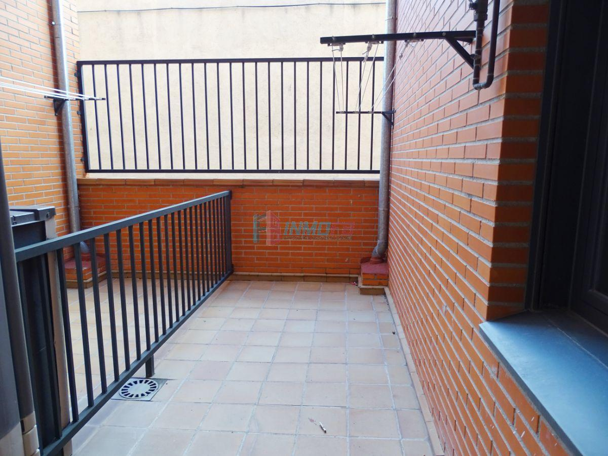For rent of flat in La Lastrilla