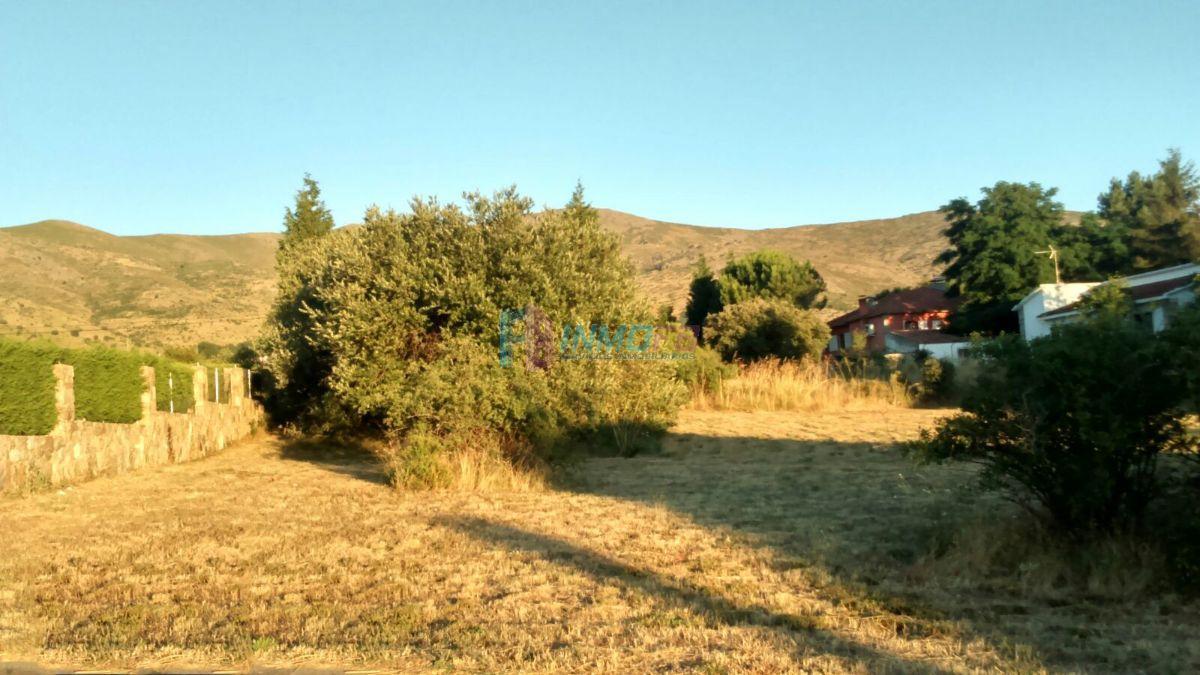 For sale of land in Otero de Herreros