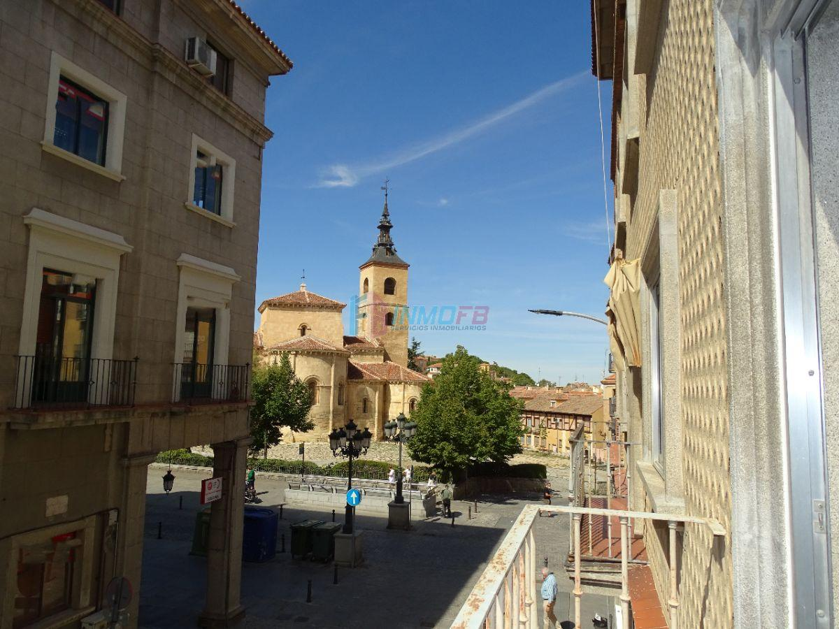 Venta de piso en Segovia