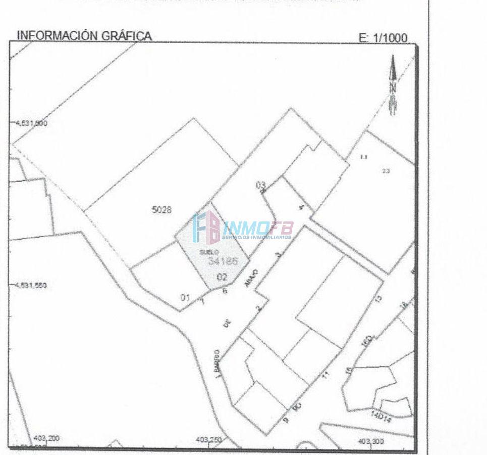 For sale of land in Segovia
