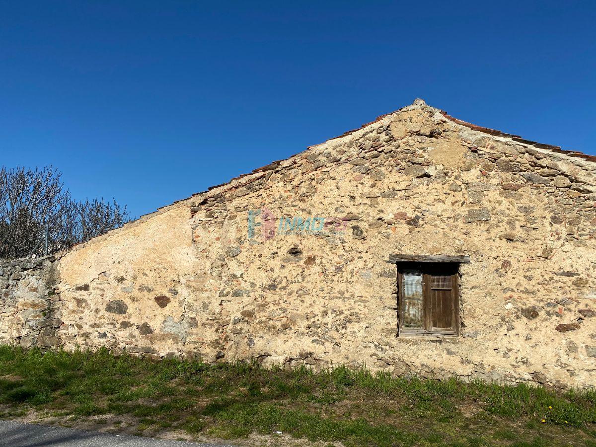 For sale of land in Navas de Riofrío
