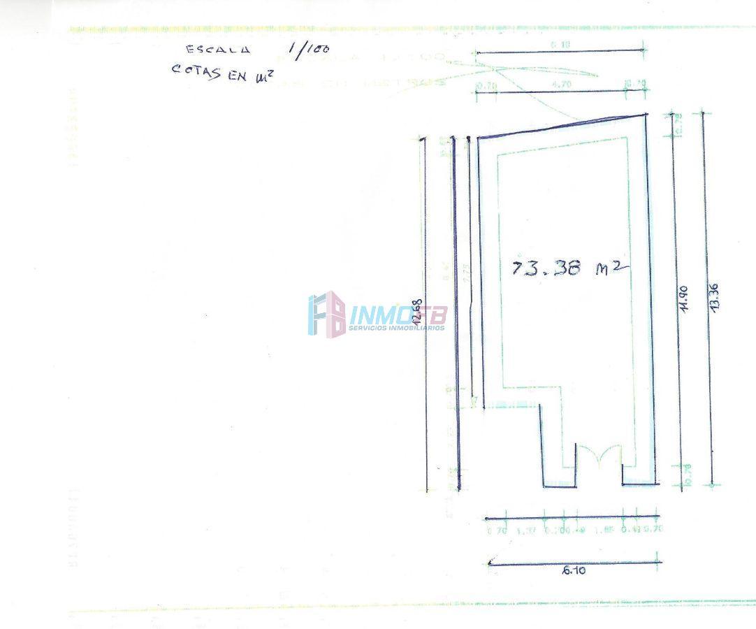 For sale of land in Palazuelos de Eresma