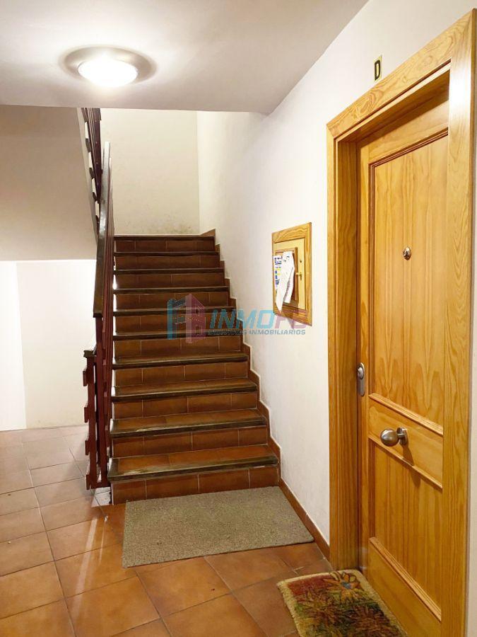 For sale of flat in Espirdo