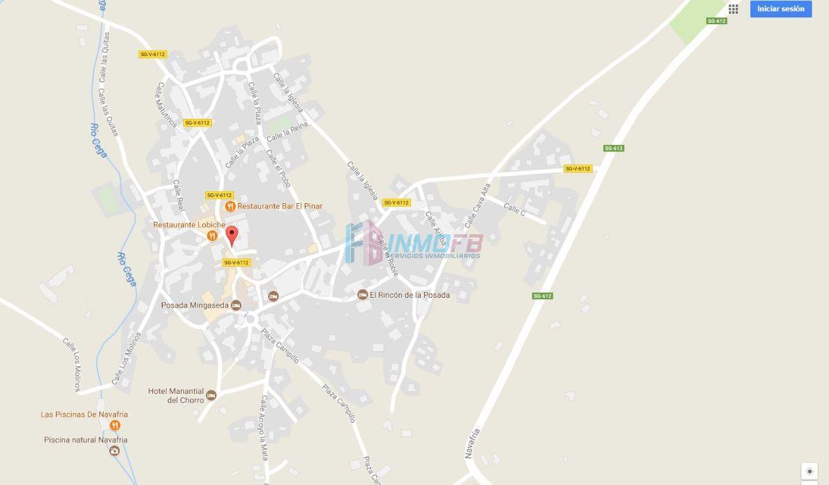 Venta de local comercial en Navafría