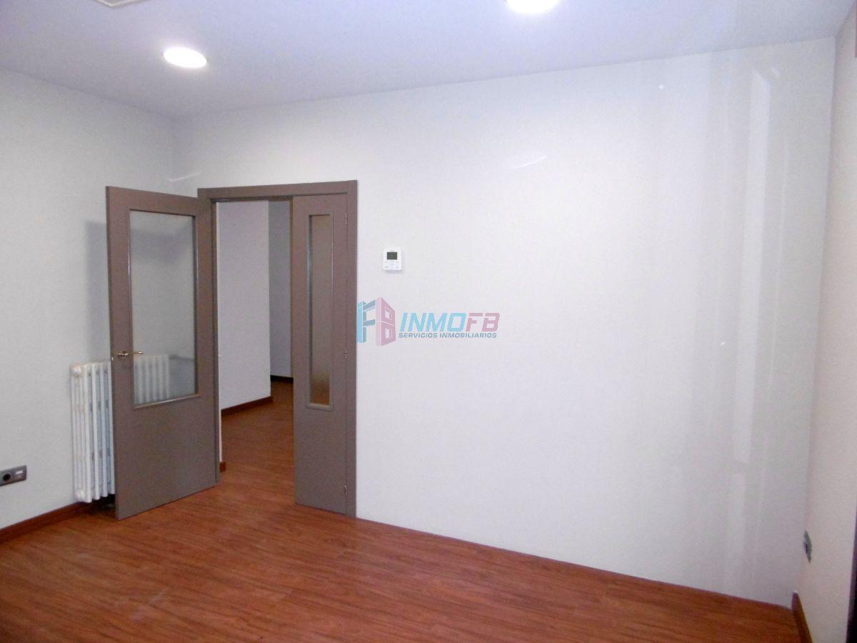 Alquiler de oficina en Segovia