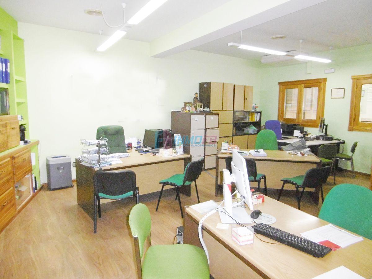 Venta de oficina en Segovia