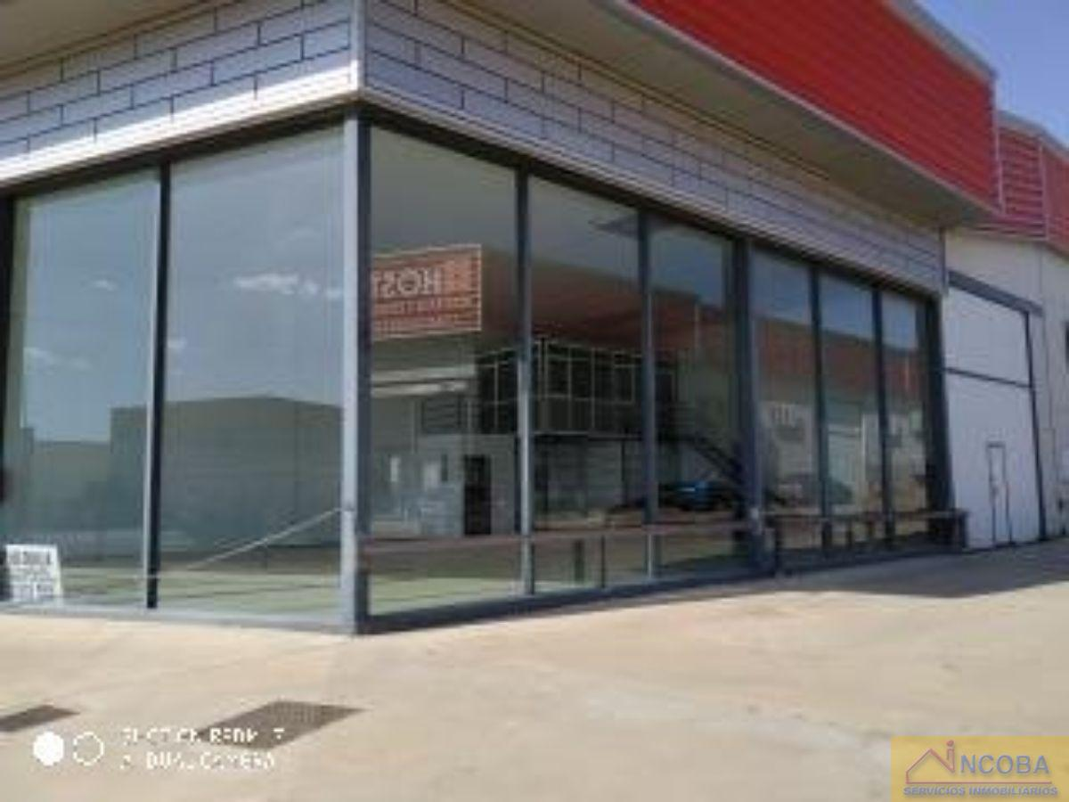 For rent of industrial plant/warehouse in Zafra