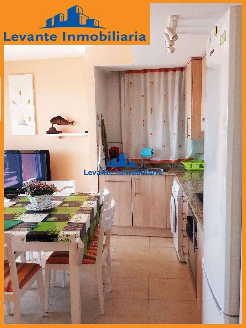 For sale of flat in Chilches