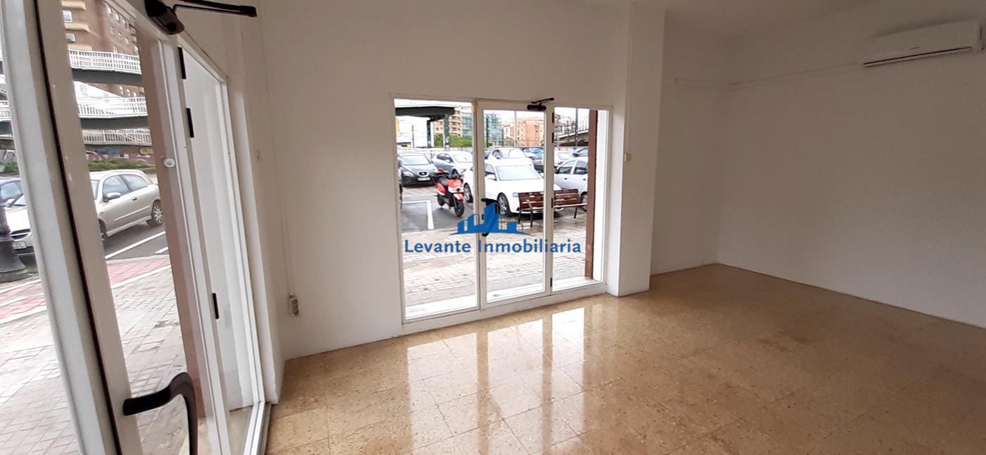 Alquiler de local comercial en Valencia
