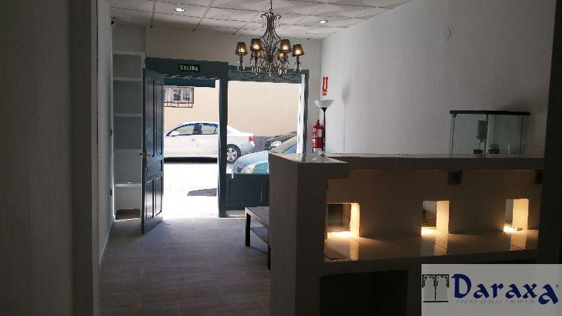 Alquiler de local comercial en Granada