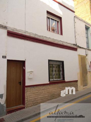 For sale of house in L´Ametlla de Mar