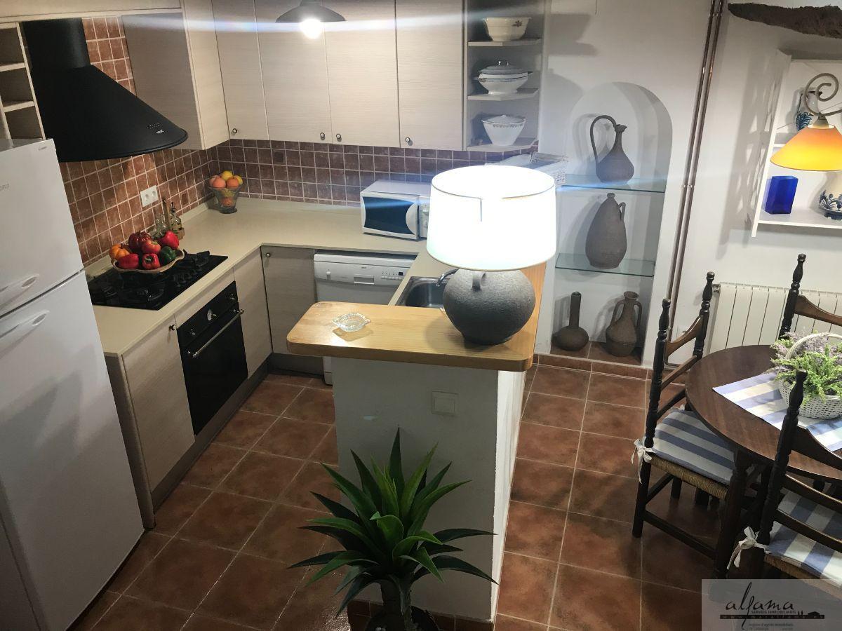 For rent of duplex in L´Ametlla de Mar