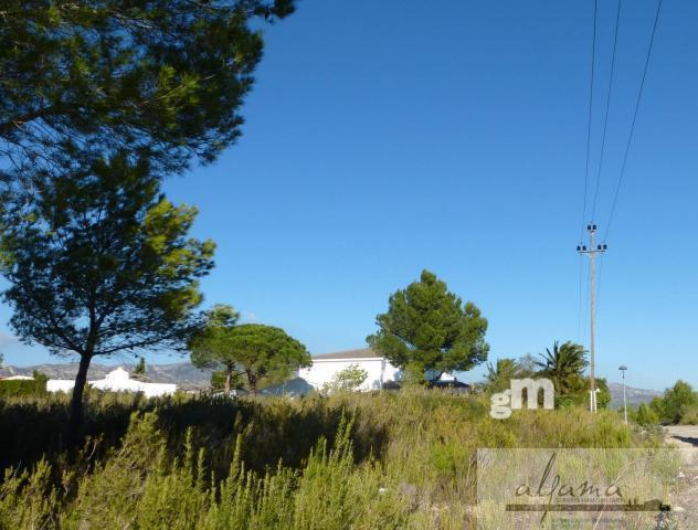 For sale of land in L´Ametlla de Mar