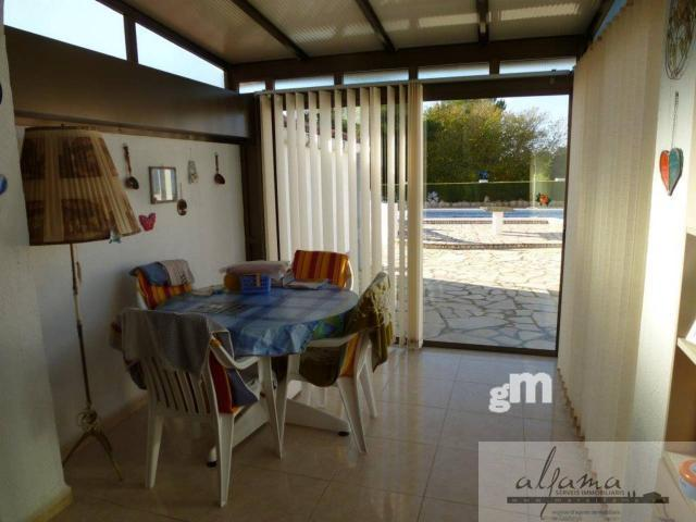 For sale of chalet in L´Ametlla de Mar