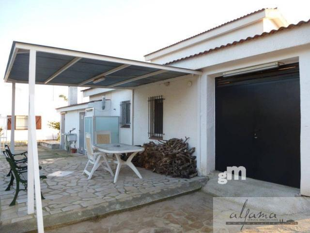 For sale of chalet in L´Ametlla de Mar