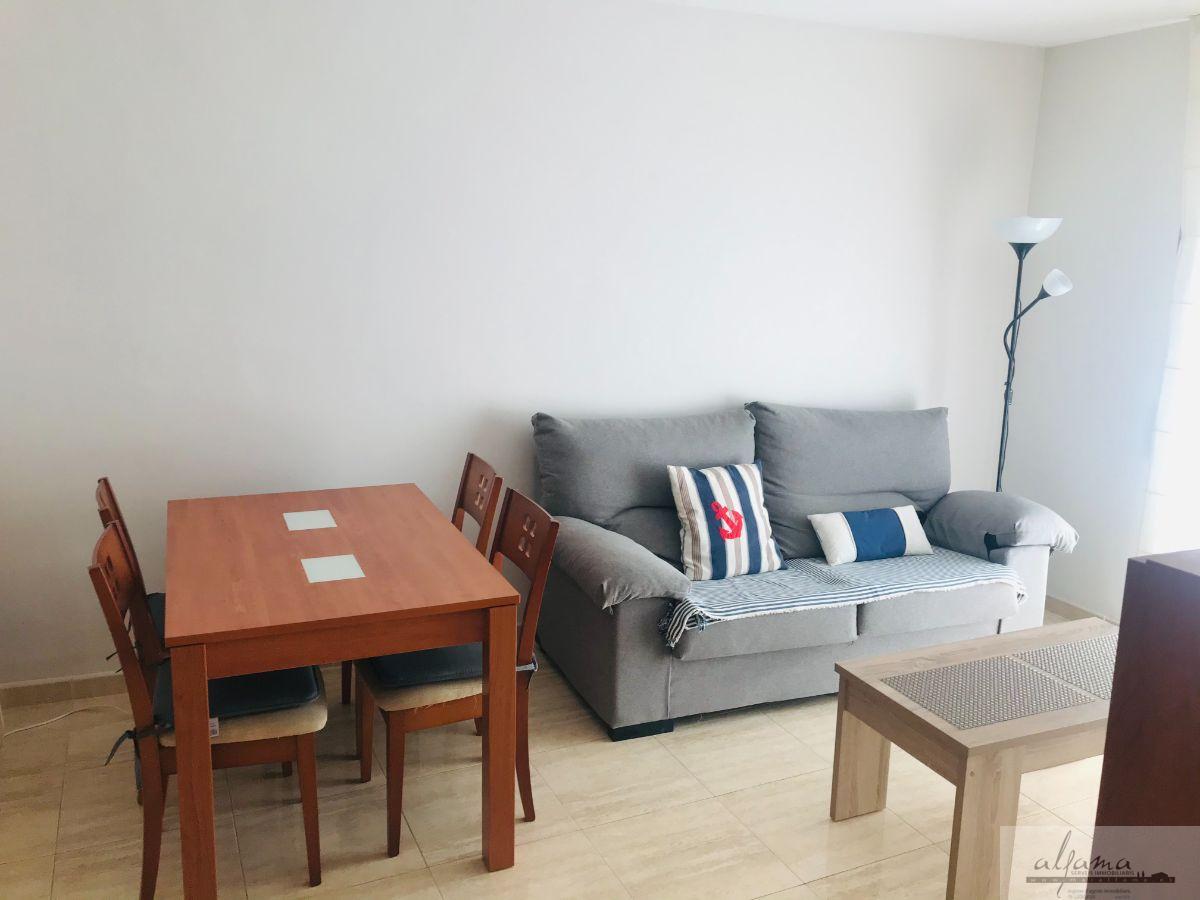 For rent of flat in L´Ametlla de Mar