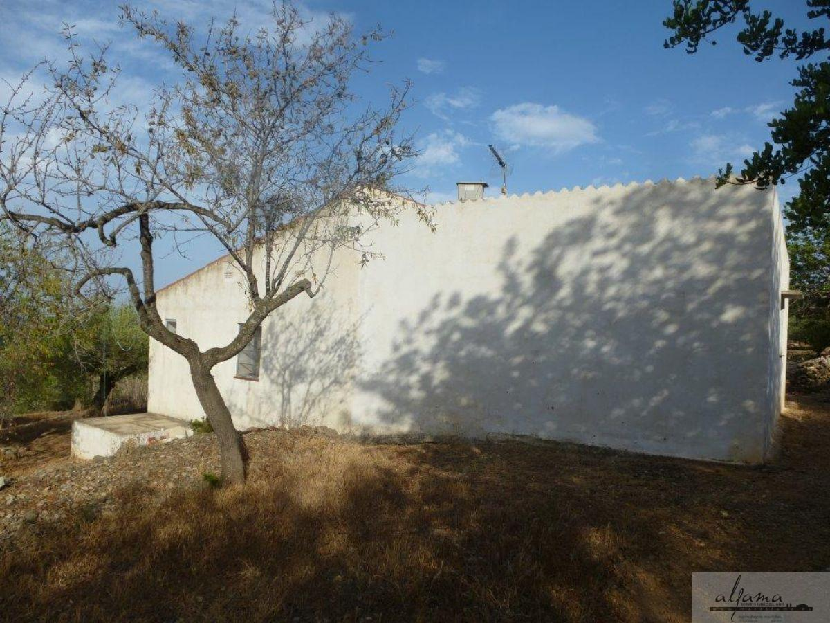 For sale of rural property in L´Ametlla de Mar