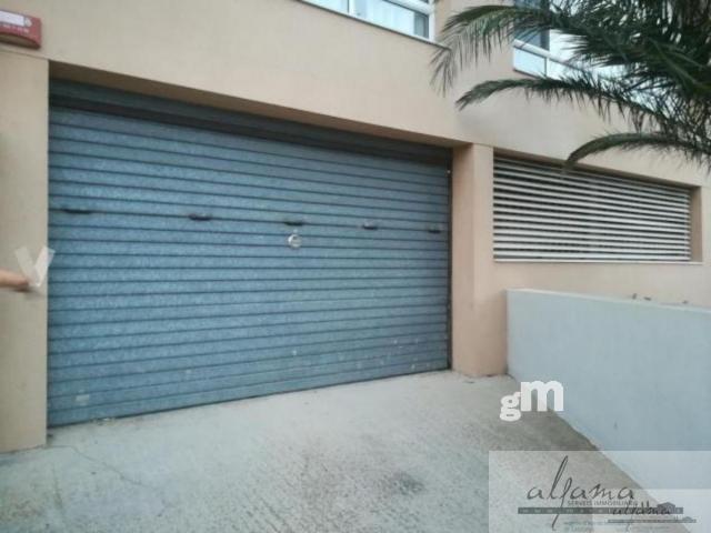 For sale of garage in L´Ametlla de Mar