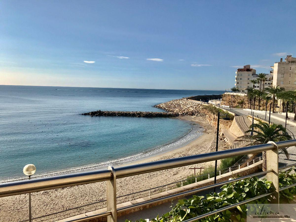 For rent of apartment in L´Ametlla de Mar