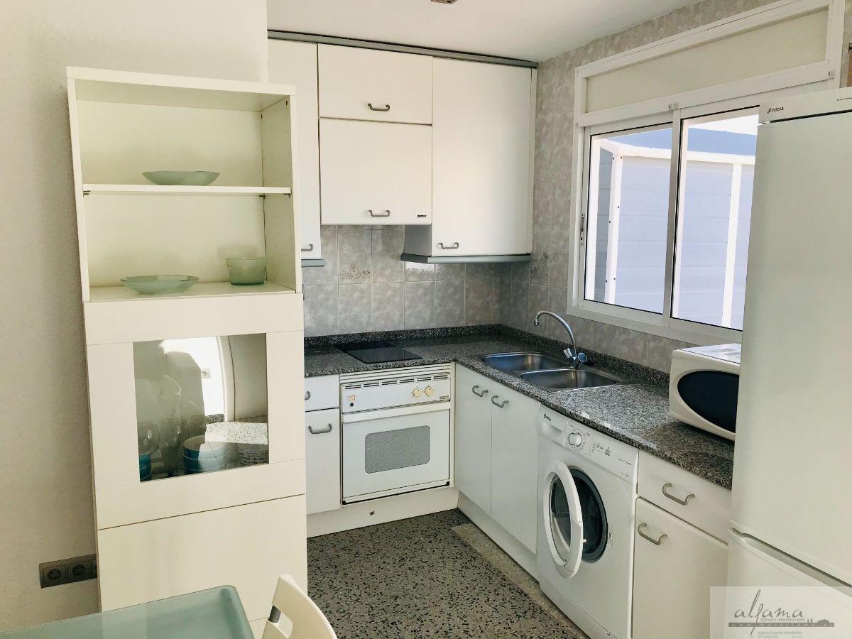For sale of penthouse in L´Ametlla de Mar