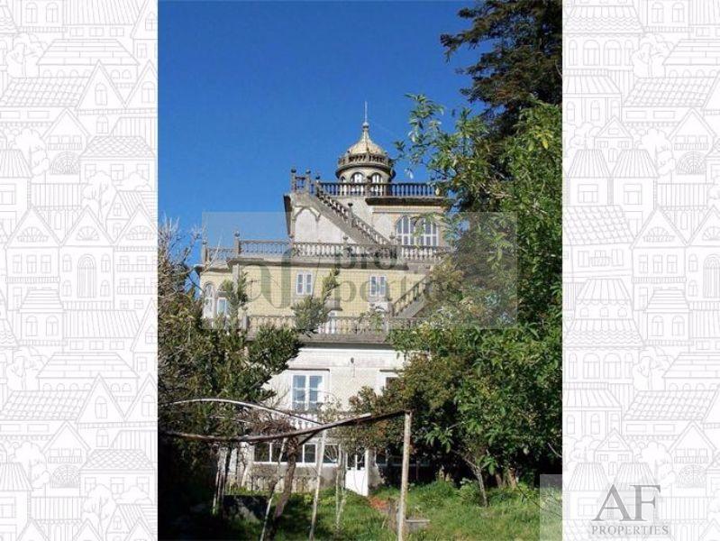 Venta de castillo en Forcarei