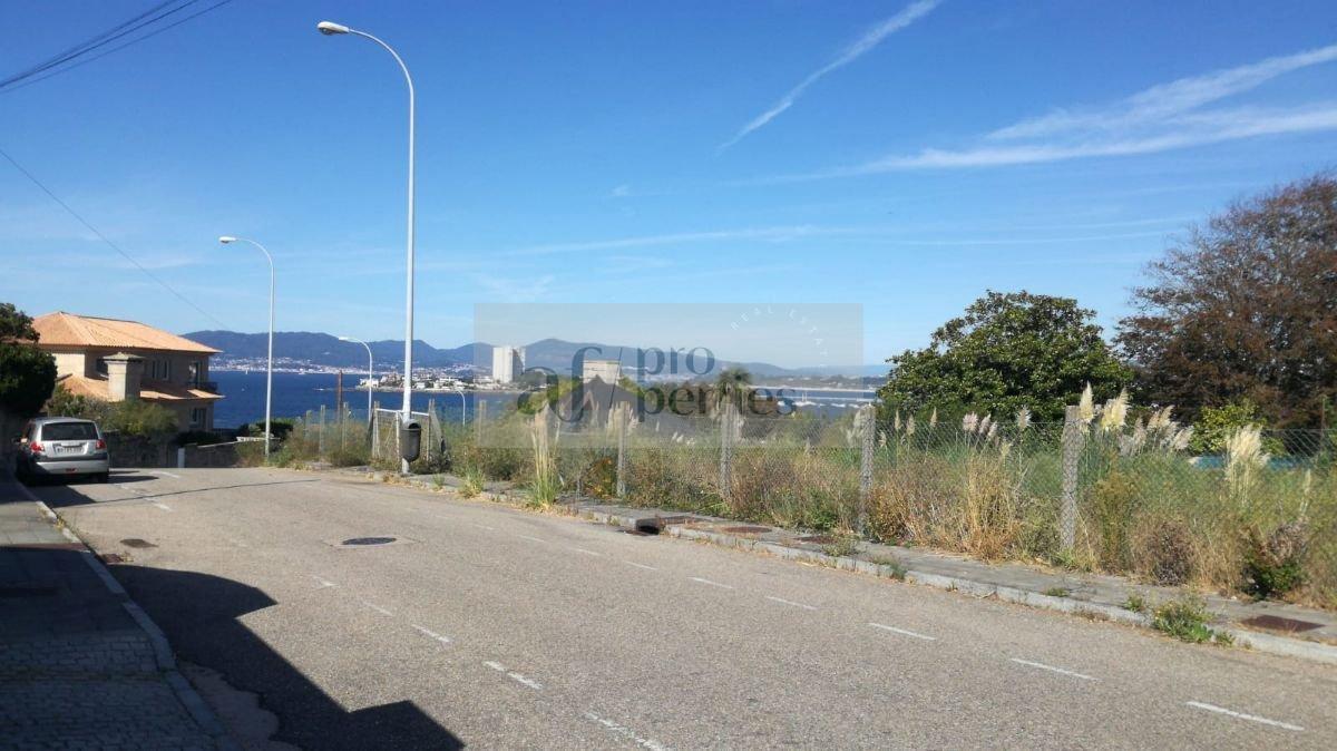 Venta de terreno en Vigo