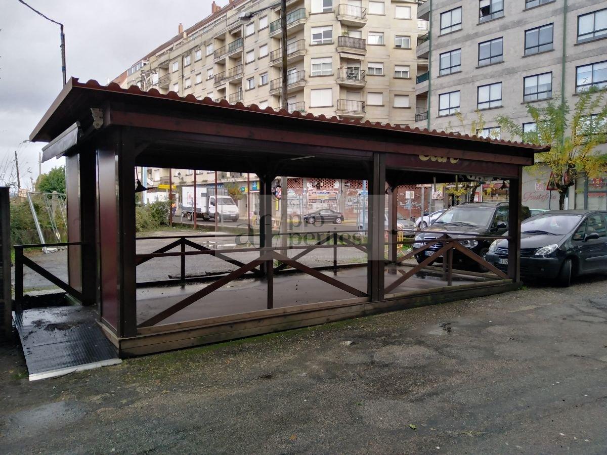 Venta de local comercial en Ponteareas