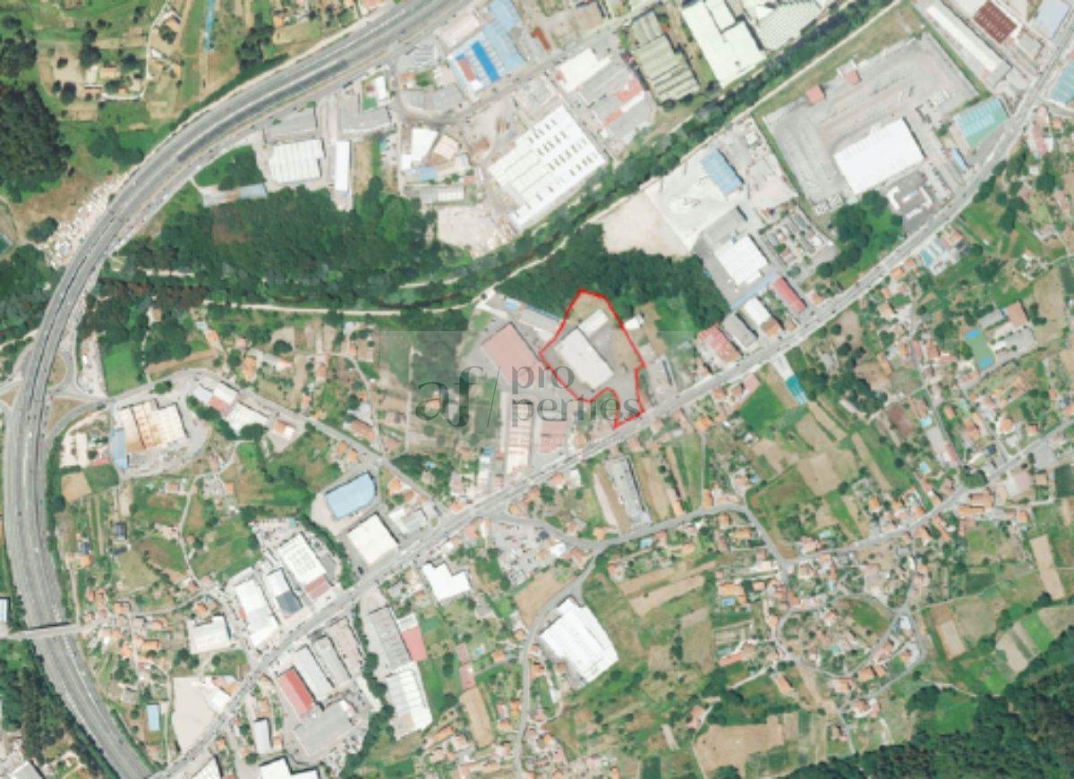 Venta de nave industrial en Vigo