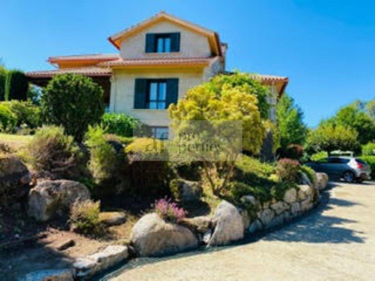 Venta de villa en Mondariz-Balneario