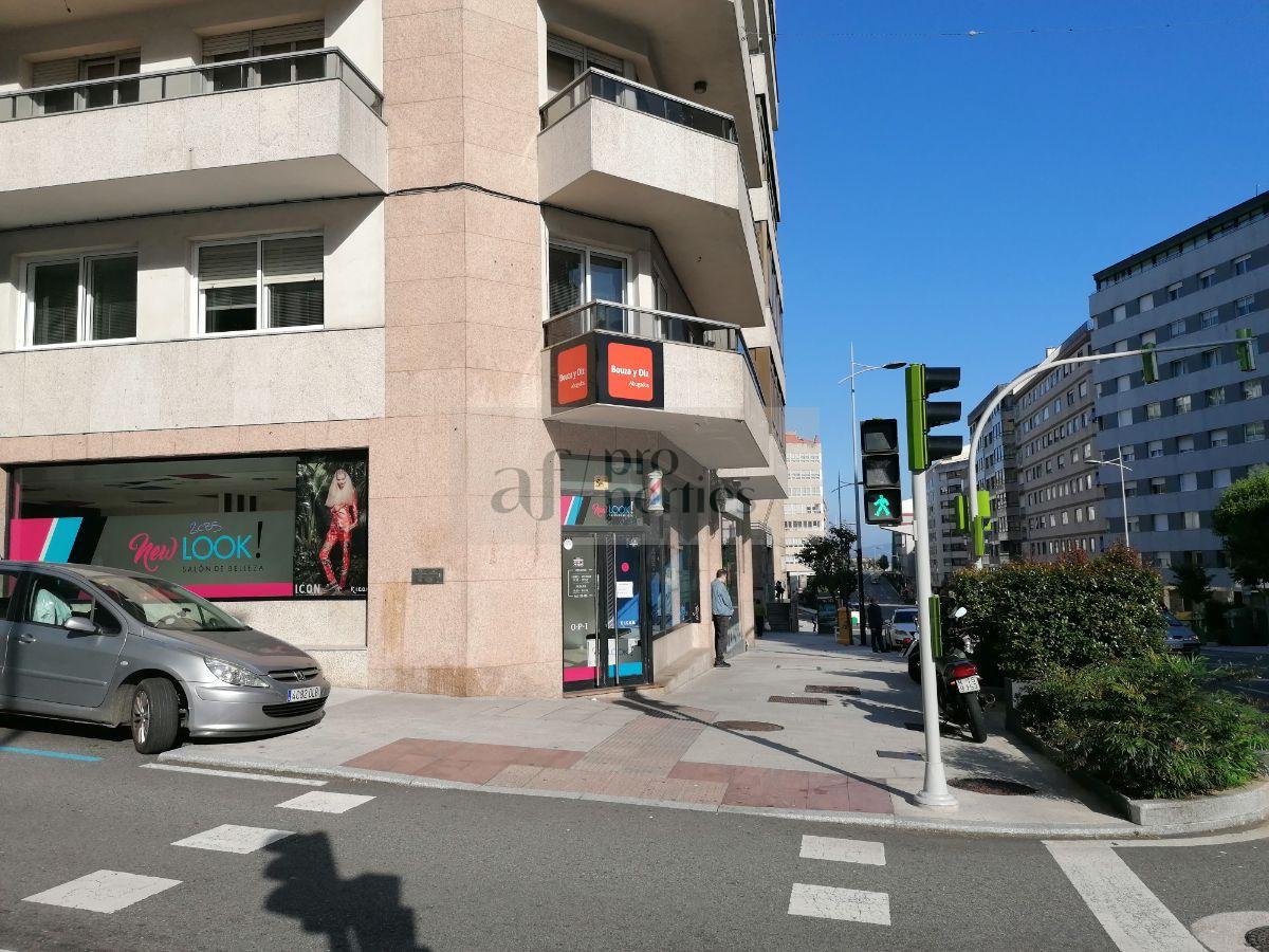 Alquiler de local comercial en Vigo