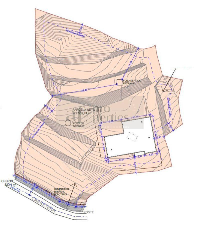 Venta de terreno en Mondariz-Balneario
