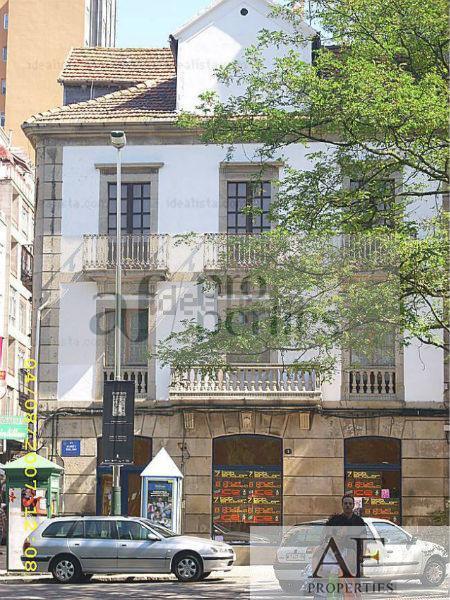 Venta de edificio en Pontevedra