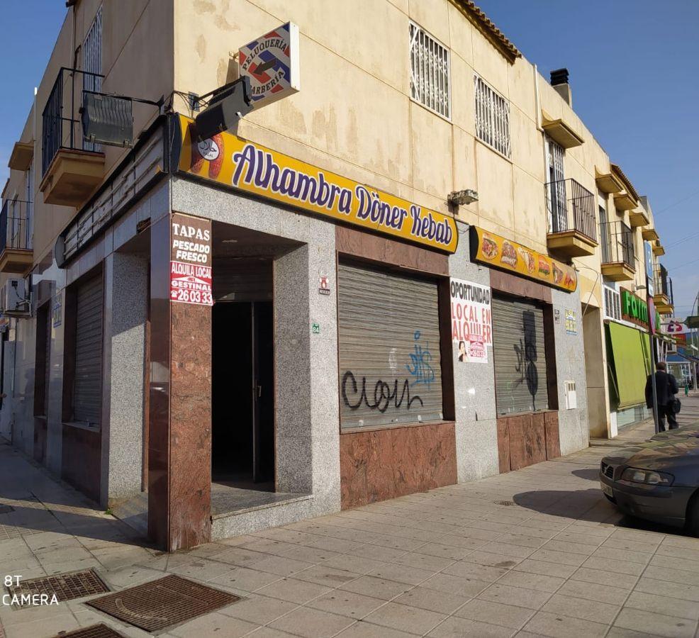 Alquiler de local comercial en Almería