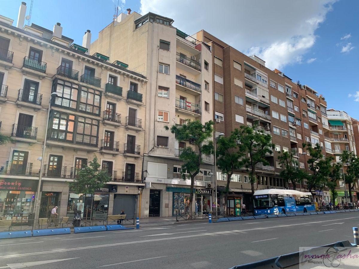 Alquiler de local comercial en Madrid