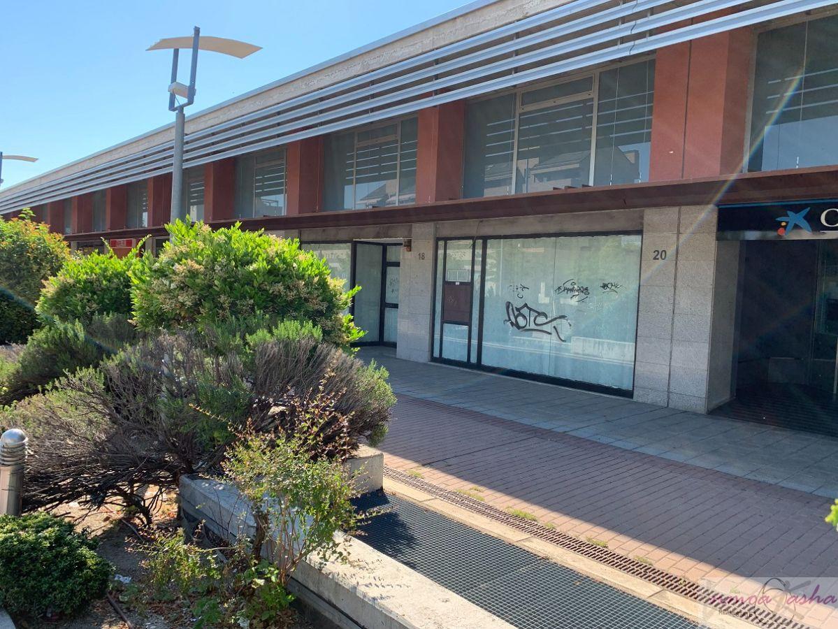 Alquiler de local comercial en Alcalá de Henares