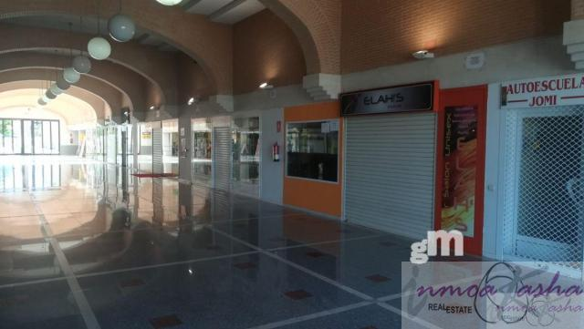 For sale of office in Aranjuez