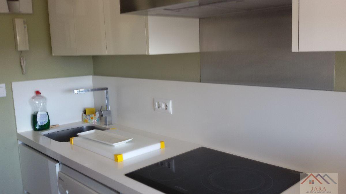For rent of flat in Jerez de la Frontera