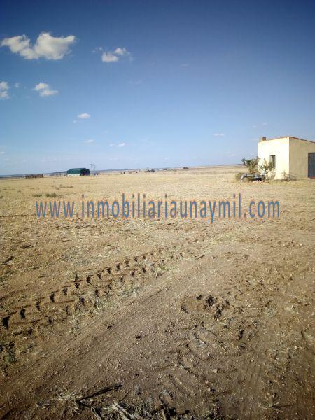 For sale of land in Calzada de Valdunciel