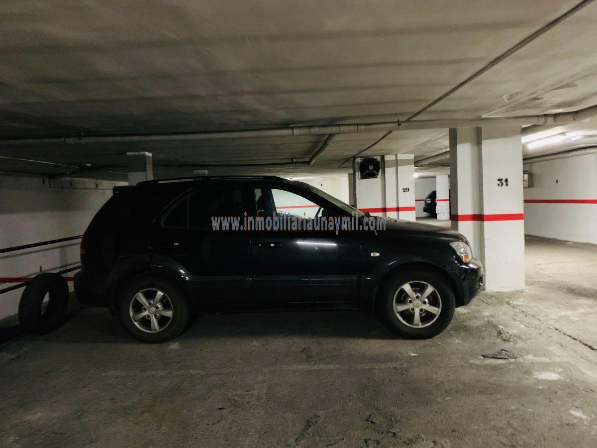 Venta de garaje en Salamanca