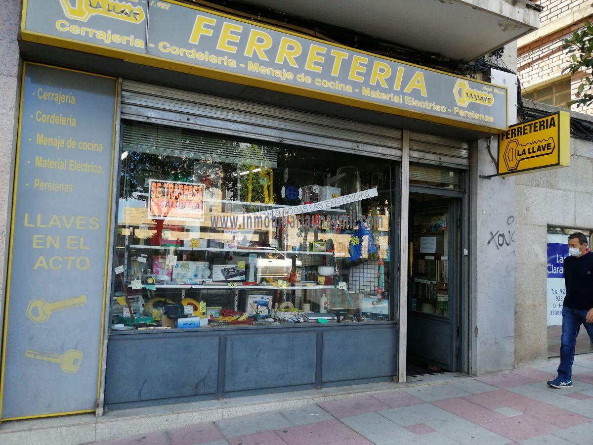 Traspaso de local comercial en Salamanca