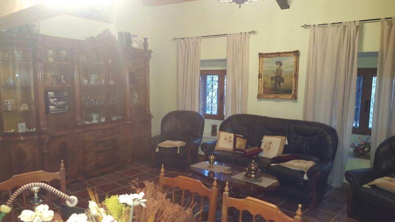 For sale of house in San Pedro de Rozados