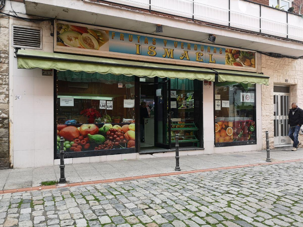 Traspaso de local comercial en Madrid