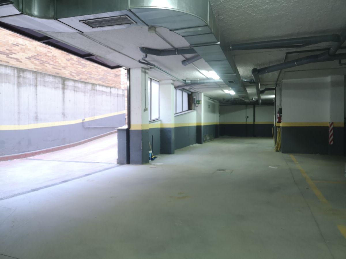 Alquiler de garaje en Madrid