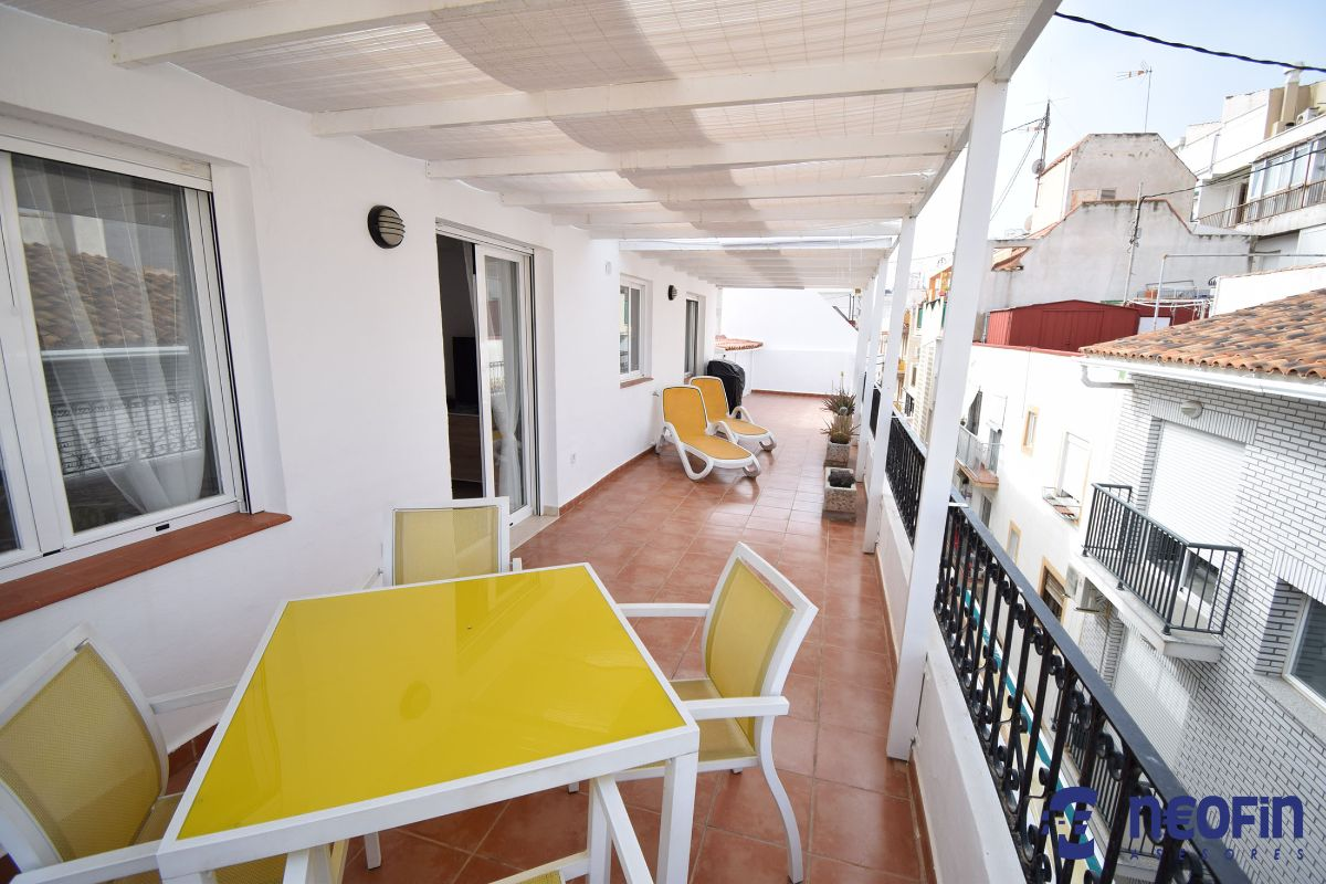 For rent of apartment in Benidorm