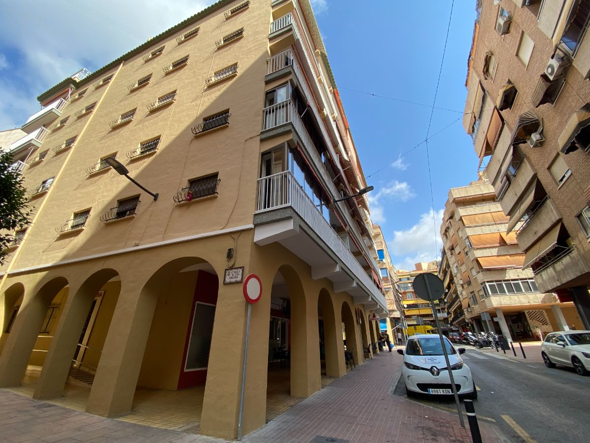 For sale of penthouse in Benidorm